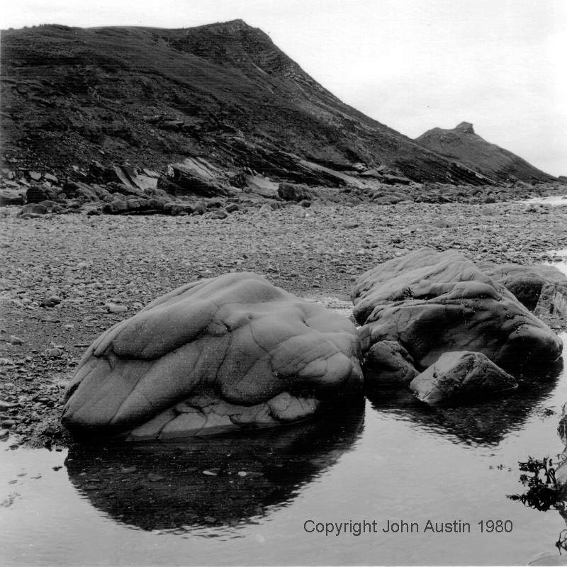 Widemouth Bay Cornwall UK jbaphoto19800920A12 - © John Austin